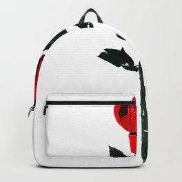 Rose fist Backpack