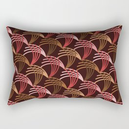 Op Art 141 Rectangular Pillow