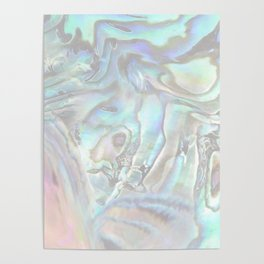 abalone whisper Poster