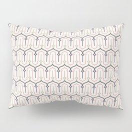 Oriental Geometric Pattern Pillow Sham
