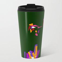 Fragmentation 3 Travel Mug