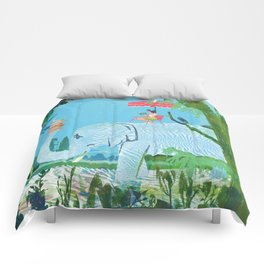 Summer Reading Comforters