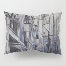 Invisible city Pillow Sham
