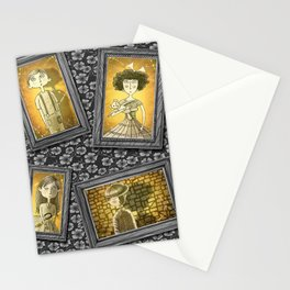 The Children in the Photographs Stationery Cards
