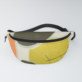 Woman with a Hat Fanny Pack