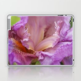 Crested Iris Laptop & iPad Skin