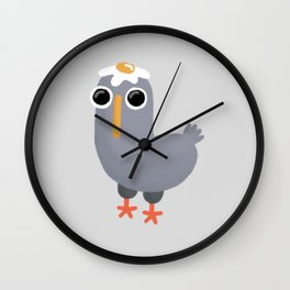 Pidgeon Wall Clock