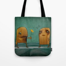 Wood He Love Me? Tote Bag