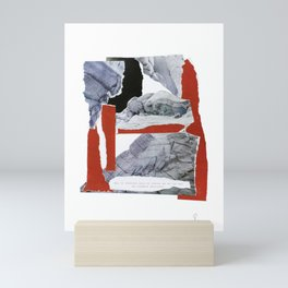 No title #18 201 Mini Art Print