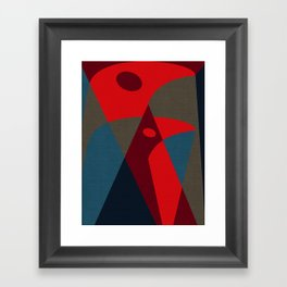 Birds of Prey Framed Art Print