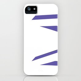 m is for melonie iPhone Case