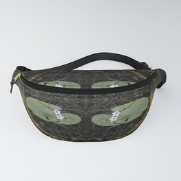 Peaceful Water Lilies Fanny Pack