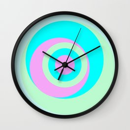 Hypnoclock Wall Clock