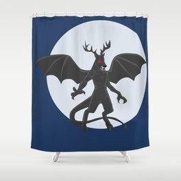 Jersey Devil Shower Curtain