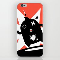 runner iPhone & iPod Skins featuring Runner by agustain