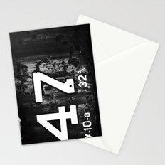 47 Horizontal Stationery Cards