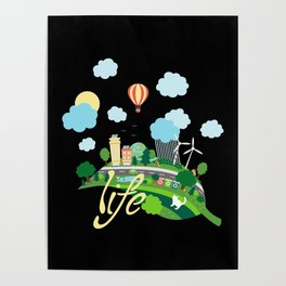 Eco Life Poster