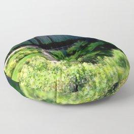 Umpherston Sinkhole Floor Pillow