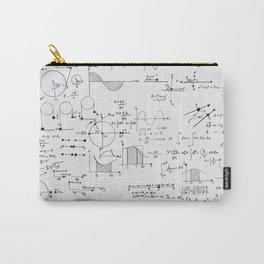 Mathematical equations Carry-All Pouch