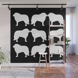 Great Pyrenees: PLURAL Wall Mural