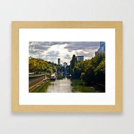 Neuilly-sur-Seine Framed Art Print