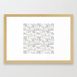 Hurrai ! Framed Art Print
