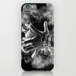 Grips iPhone Case