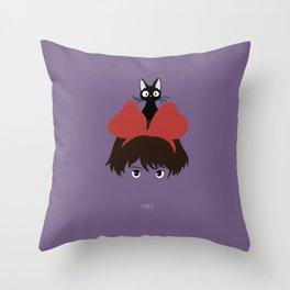 MZK - 1989 Throw Pillow