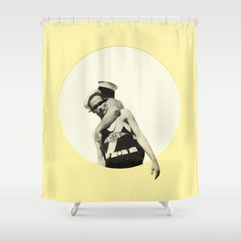 Saviour Shower Curtain
