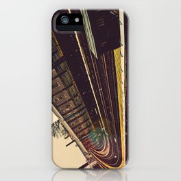 Meet me in the city iPhone Case