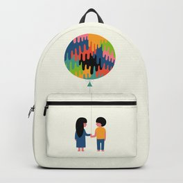 A Time To Reflect Backpack