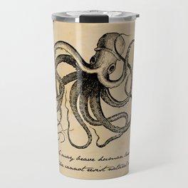 Jules Verne - 20000 Leagues Under the Sea Travel Mug