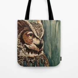 Night Lineage Tote Bag