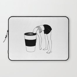 Coffee, First Laptop Sleeve
