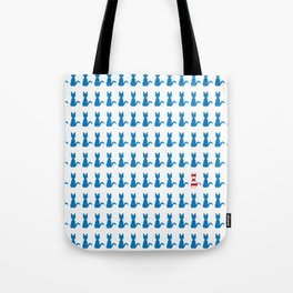 Where is Wally - Cat Tote Bag