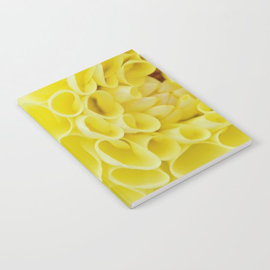 yellow blossom Notebook