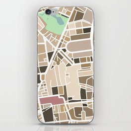 Bordeaux, France iPhone Skin