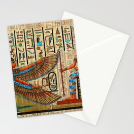 Egyptian - Isis Stationery Cards