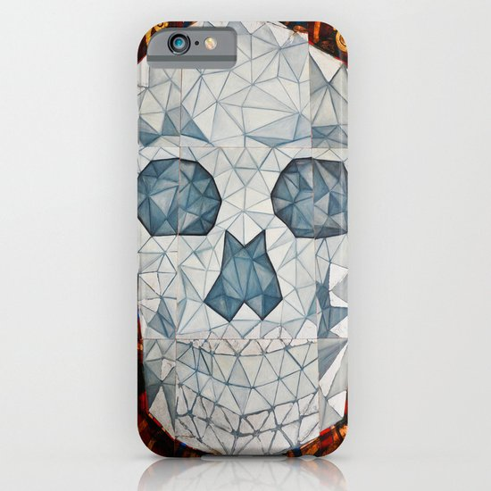 Galvanized Skull iPhone & iPod Case