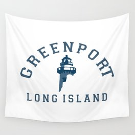 Greenport - Long Island. Wall Tapestry