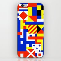 sail iPhone & iPod Skins featuring Sail by Jan Luzar