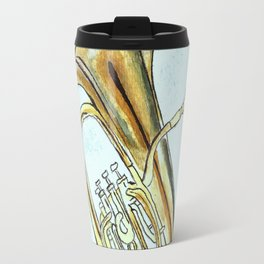 Euphoric Euphonium Travel Mug