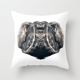 Bleeding For Youth Throw Pillow