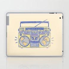 Make The World Dance Laptop & iPad Skin
