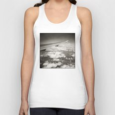 { flying high } Unisex Tank Top