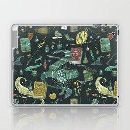 Slytherin House Laptop & iPad Skin