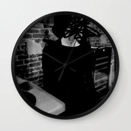 Noface Wall Clock