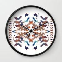 ethnic Wall Clocks featuring Ethnic by Rui Faria