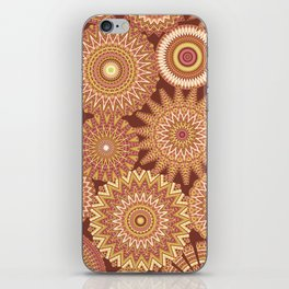 Kaleidoscopic-Canyon colorway iPhone Skin