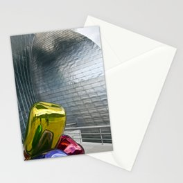 Guggenheim Museum, Bilbao, Spain Stationery Cards
